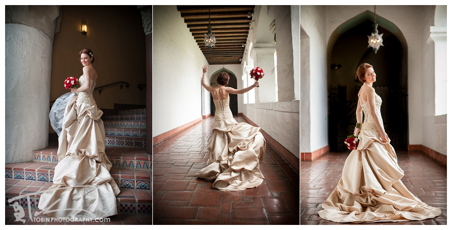 anthony and ildes santa barbara courthouse wedding