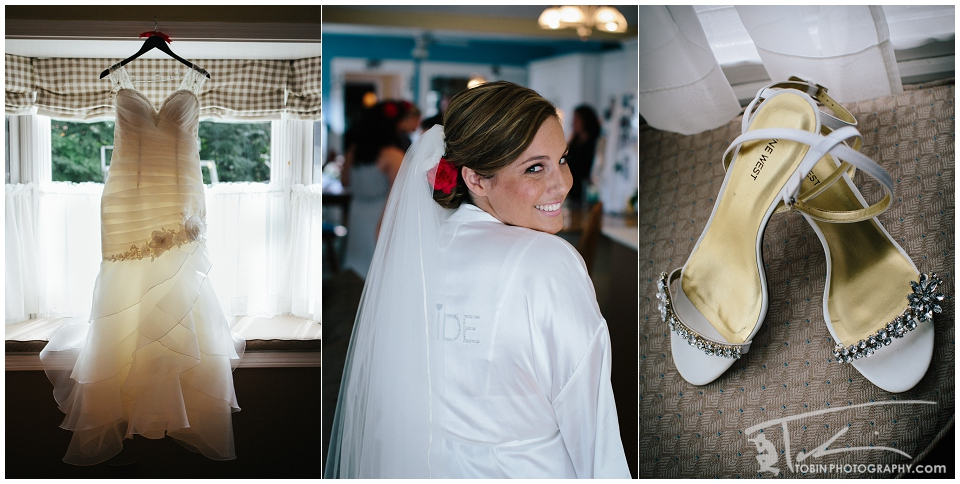 Caroline And Rob S Quincy Massachusetts Wedding At The