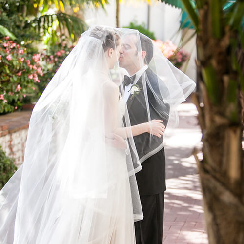 Rebecca and Michael's Gorgeous Four Seasons Biltmore Santa Barbara Wedding