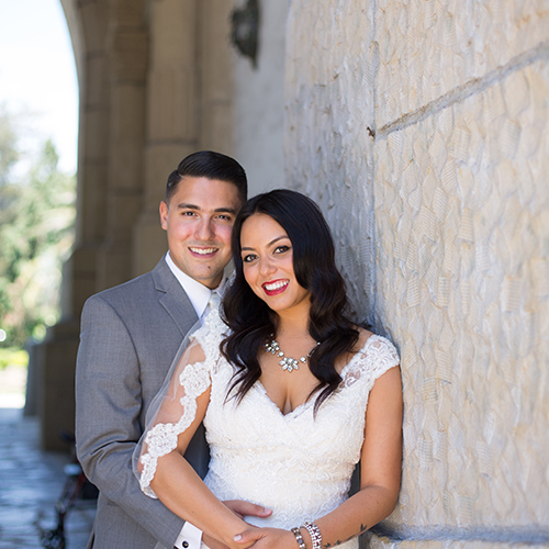 Alanah and Nicholas's Beautiful Santa Barbra Courthouse Wedding