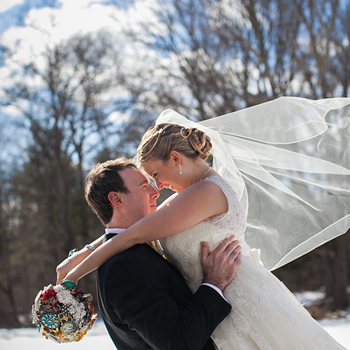 Dana and Kevin's Willowdale Estate Wedding Outside Boston